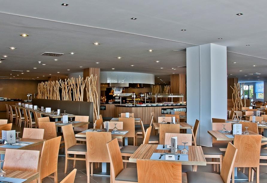 Hotel BQ Delfín Azul, Restaurant