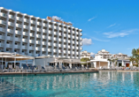 Hotel BQ Delfín Azul, Außenansicht
