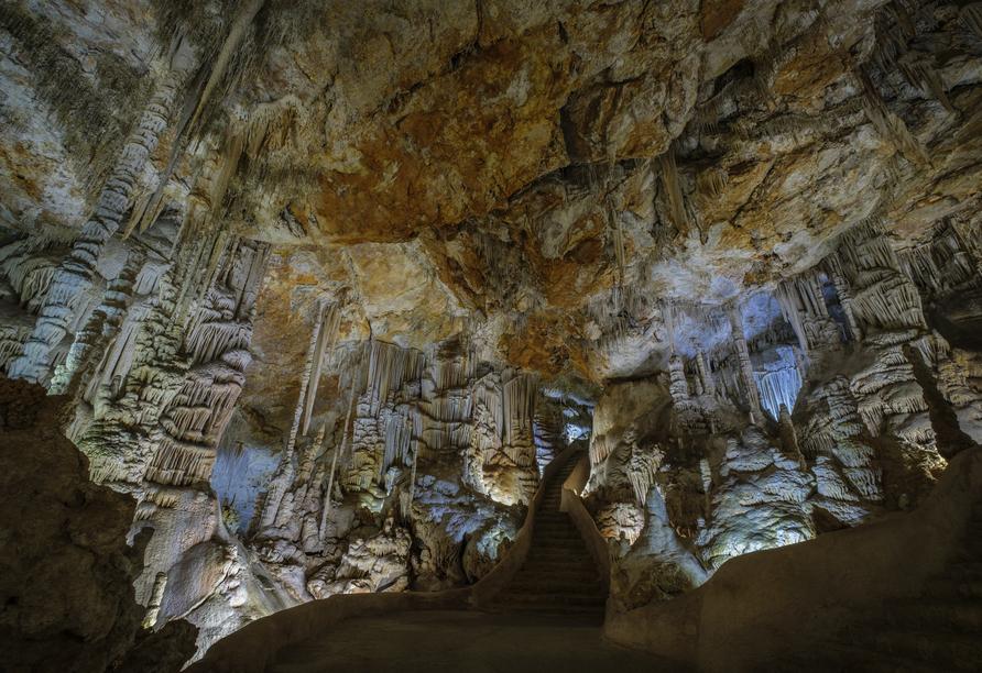 Hotel BQ Delfín Azul, Höhlen von Campanet