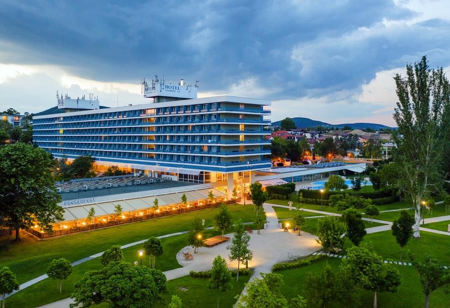 Rundreise entlang Ungarns Highlights, Hotel Annabella