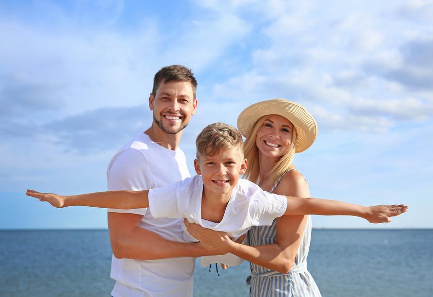 Hotel Playa de la Luz, Familie