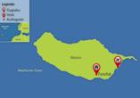 Melia Madeira Mare Resort & Spa, Reisezielkarte