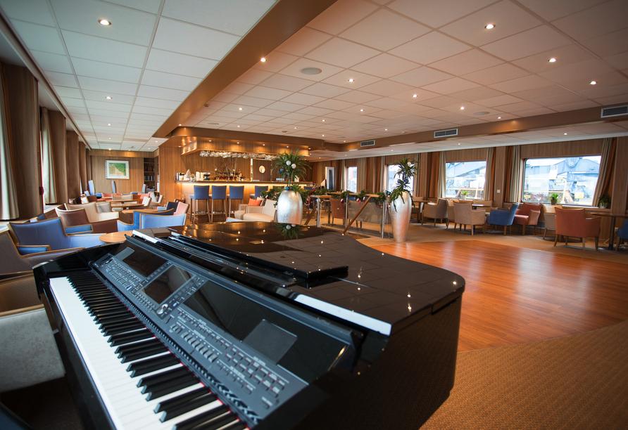 De Amsterdam, Lounge