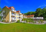 Willkommen im Vitalhotel Sonneck in Bad Wörishofen!