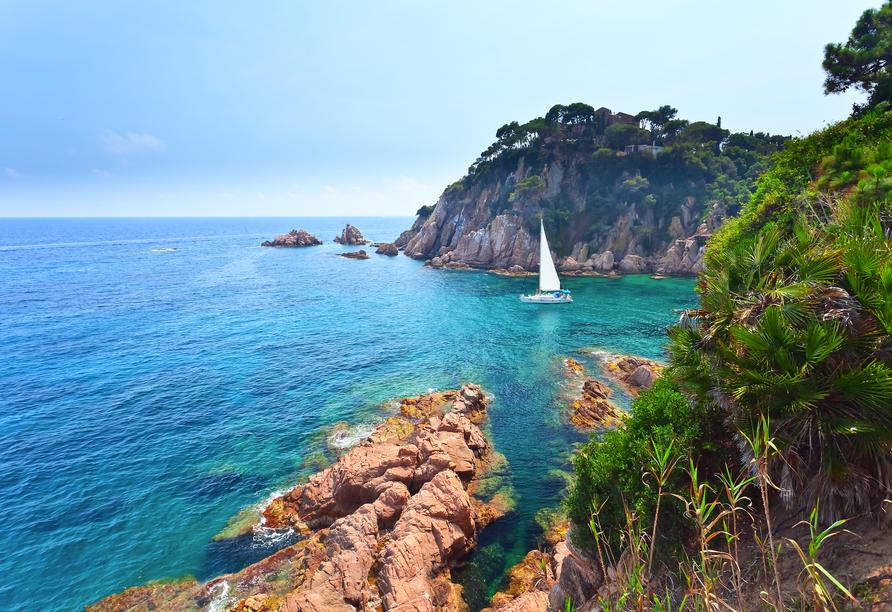 Die wunderschöne Costa Brava
