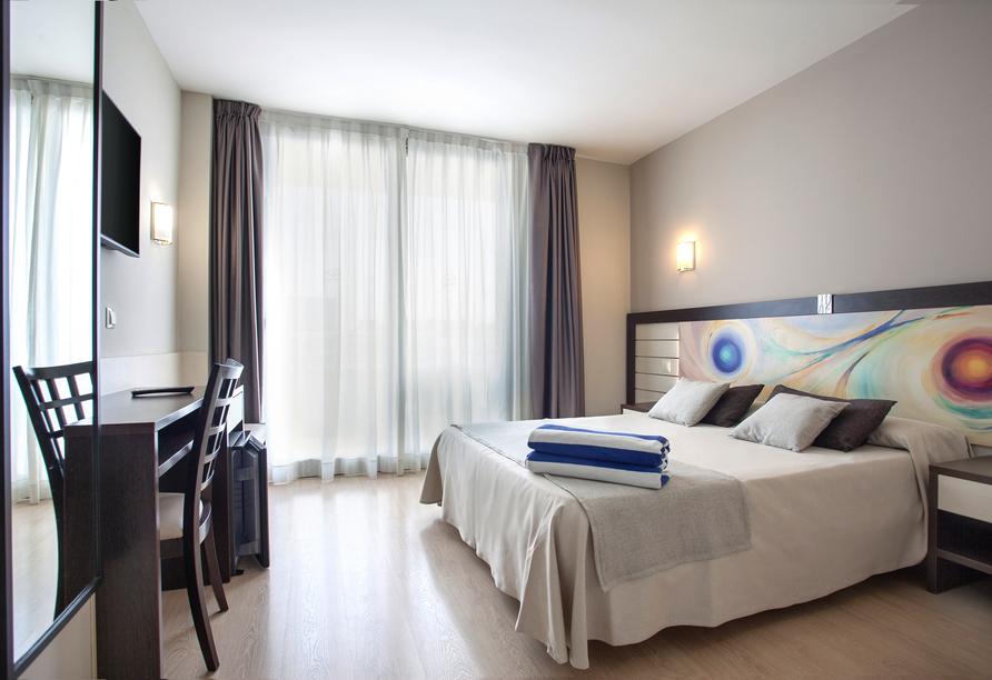 Beispiel Doppelzimmer Premium im Hotel Indalo Park