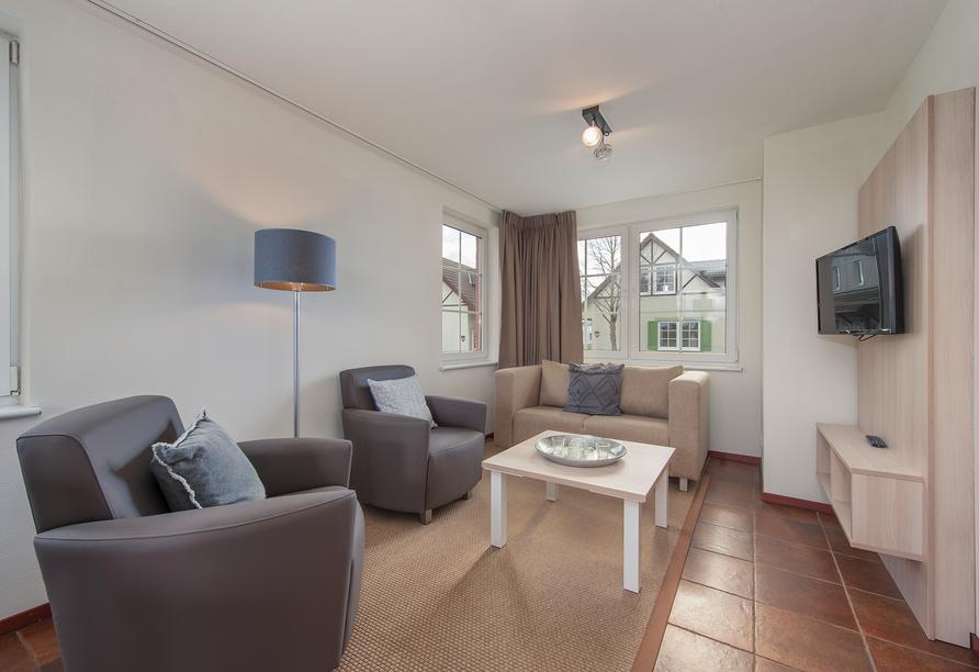 Roompot Ferienresort Cochem, Wohnzimmer