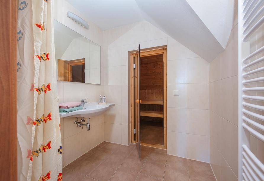 Roompot Ferienresort Cochem, Sauna