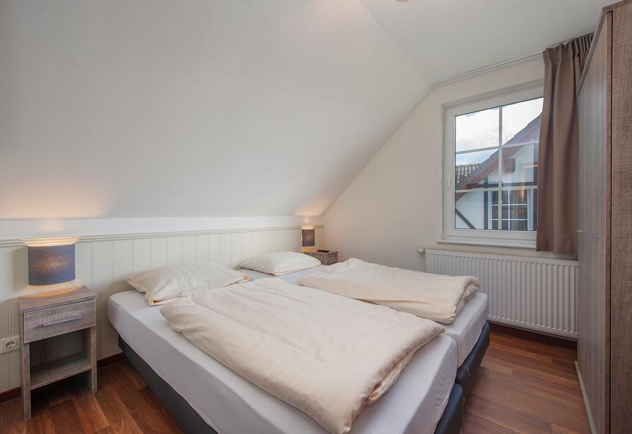 Roompot Ferienresort Cochem, Schlafzimmer