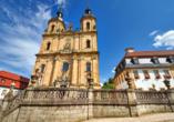 Basilika Gößweinstein in der Fränkischen Schweiz
