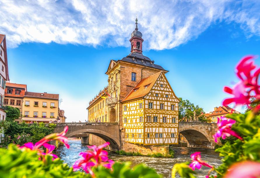 Ein Ausflug nach Bamberg lohnt sich!