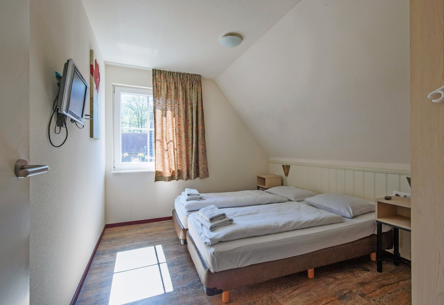 Roompot Ferienresort Bad Bentheim, Zimmerbeispiel BBL5