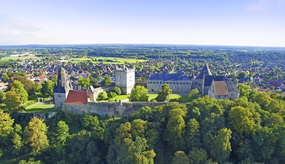 Roompot Ferienresort Bad Bentheim, Burg Bentheim
