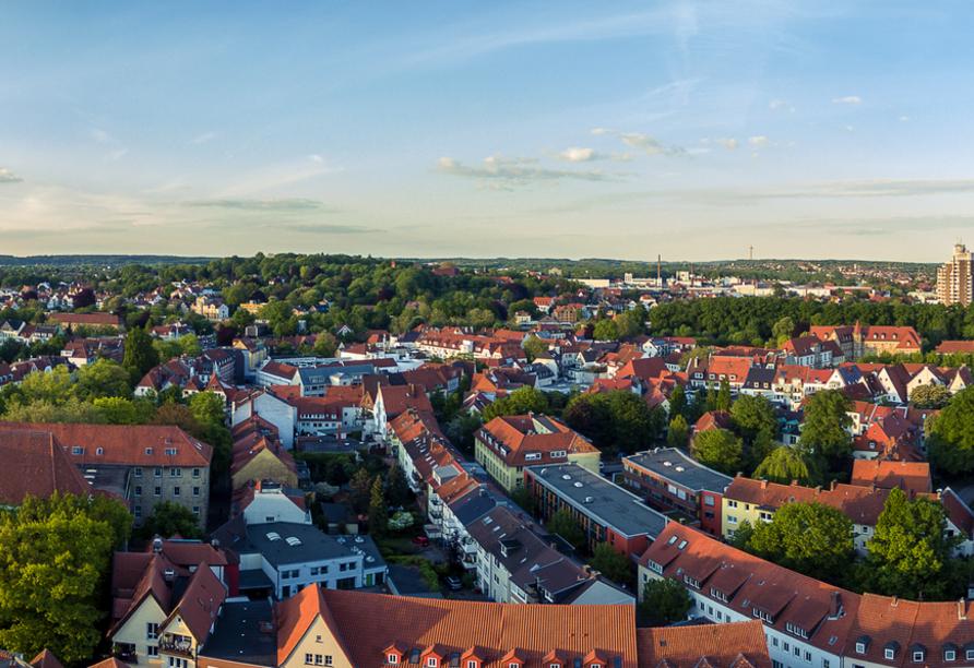 Panorama von Osnabrück