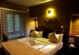 Beispiel Doppelzimmer im Beispielhotel Grand Udawalawe Safari Resort