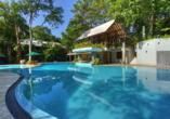 Außenpool vom Beispielhotel Grand Udawalawe Safari Resort