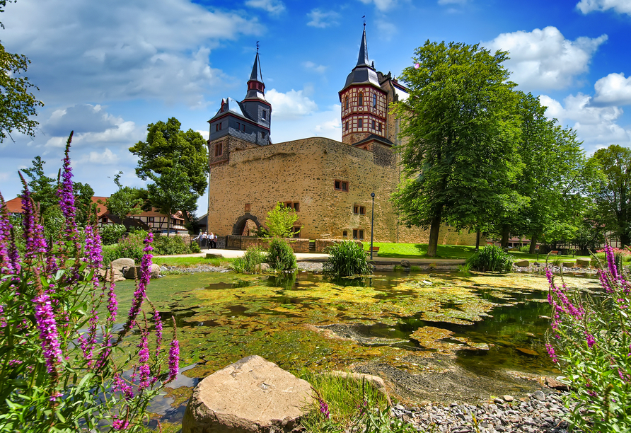 Hotel villa raab in Alsfeld, Schloss Romrod