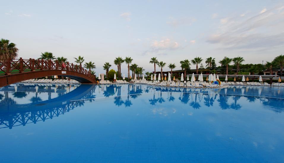 Hotel Incekum Beach Resort, Außenpool