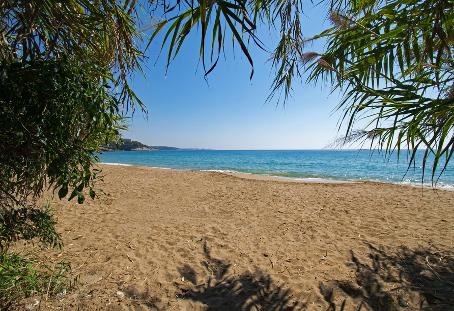 Hotel Incekum Beach Resort, Bucht, Strand