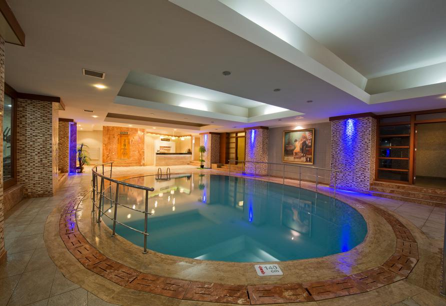 Hotel Incekum Beach Resort, Innenpool