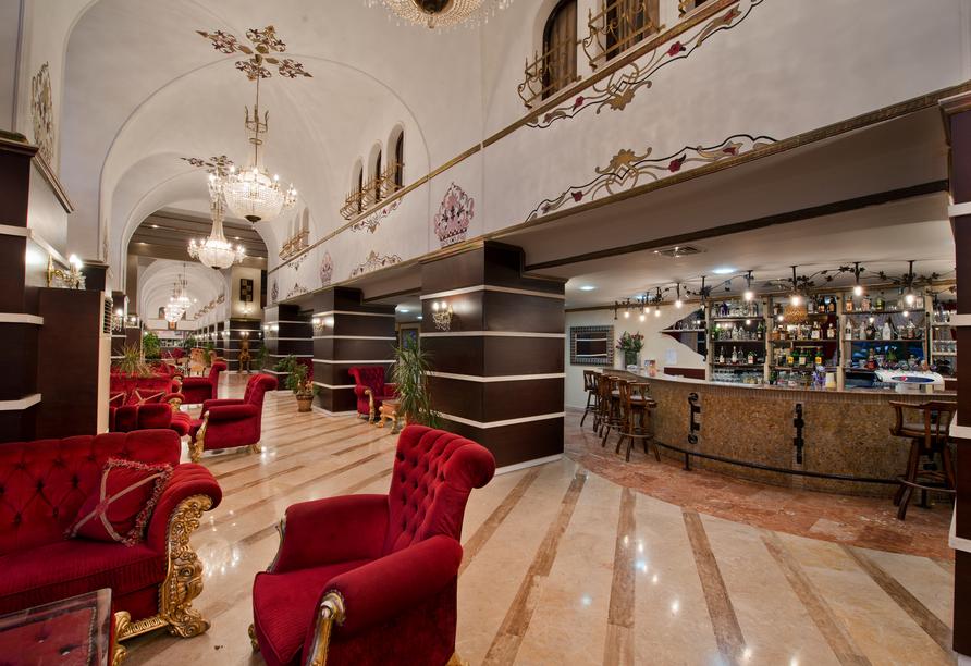 Hotel Incekum Beach Resort, Lobby, Lobbybar