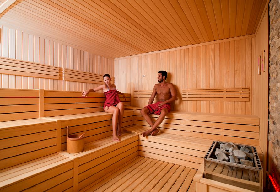 Hotel Incekum Beach Resort, Sauna