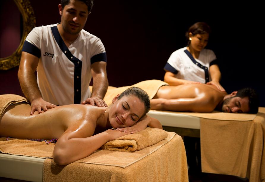 Hotel Incekum Beach Resort, Massagen, Anwendungen