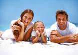 Hotel Incekum Beach Resort, Familie, Strand