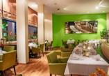 Restaurant im Leonardo Boutique Hotel Rigihof Zurich