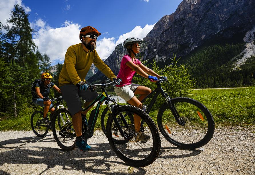 Das Kalkschmid – Familotel Tirol, Österreich, Seefeld, Radtour