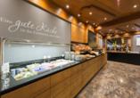 Das Kalkschmid – Familotel Tirol, Österreich, Seefeld, Frühstücksbuffet