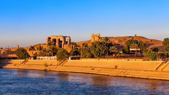 Nil Highlights & Badurlaub in Hurghada, Kom Ombo Doppeltempel