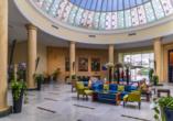 Nil Highlights & Badurlaub in Hurghada, Lobby