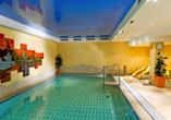 Hotel Storck in Bad Laer, Hallenbad