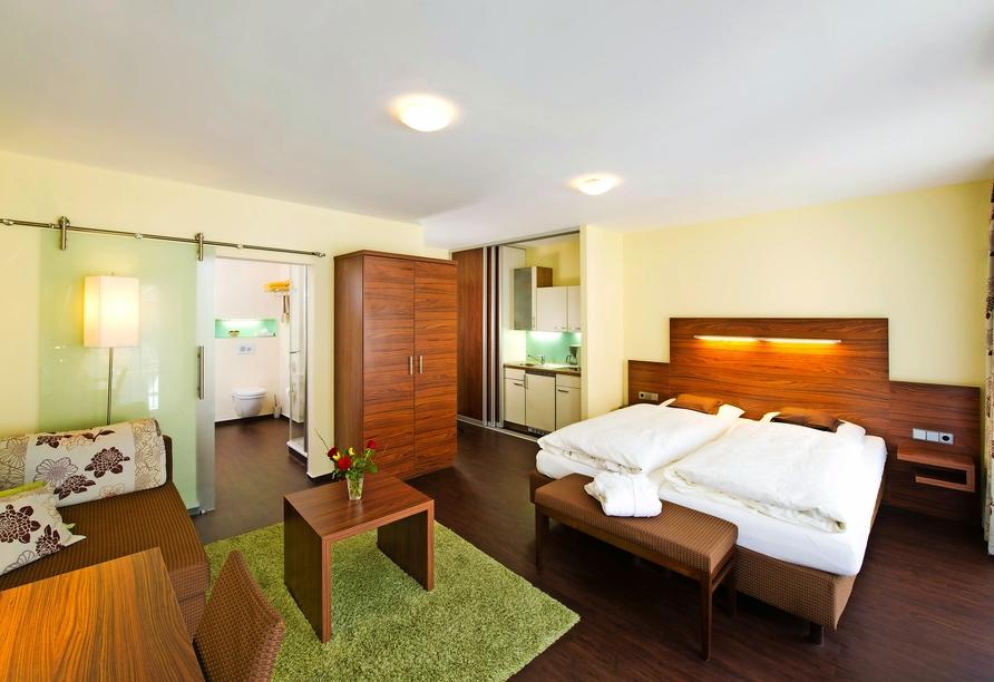 Hotel Storck in Bad Laer, Zimmerbeispiel Doppelzimmer Superior