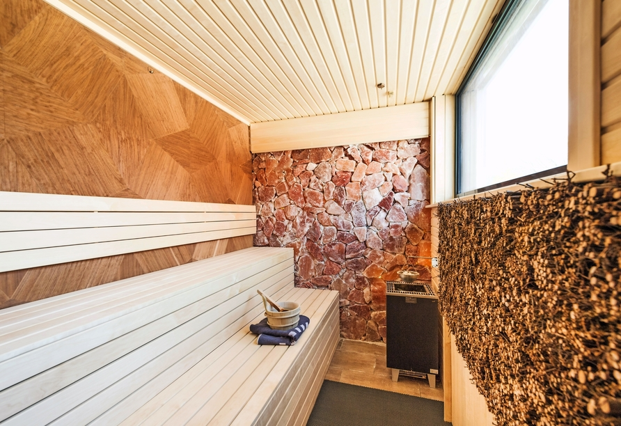 Hotel Storck in Bad Laer, Sauna