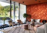 Lobby im IBB Hotel Altmühltal-Eichstätt