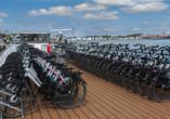 De Holland, Fahrräder