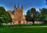 Die Höhepunkte Südenglands, Winchester Cathedral