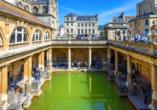 Die Höhepunkte Südenglands, Römisches Bad in Bath
