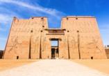 Entdeckerreise Nil, Horus-Tempel, Edfu
