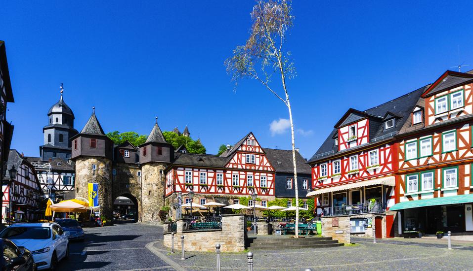 Schlosshotel Braunfels, Marktplatz
