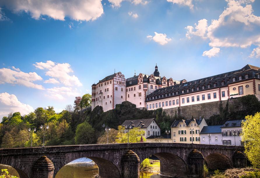 Schlosshotel Braunfels, Schloss Weilburg