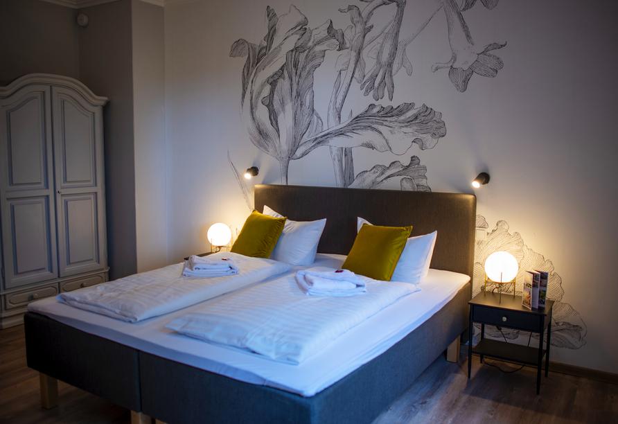 Schlosshotel Braunfels, Zimmerbeispiel Standard
