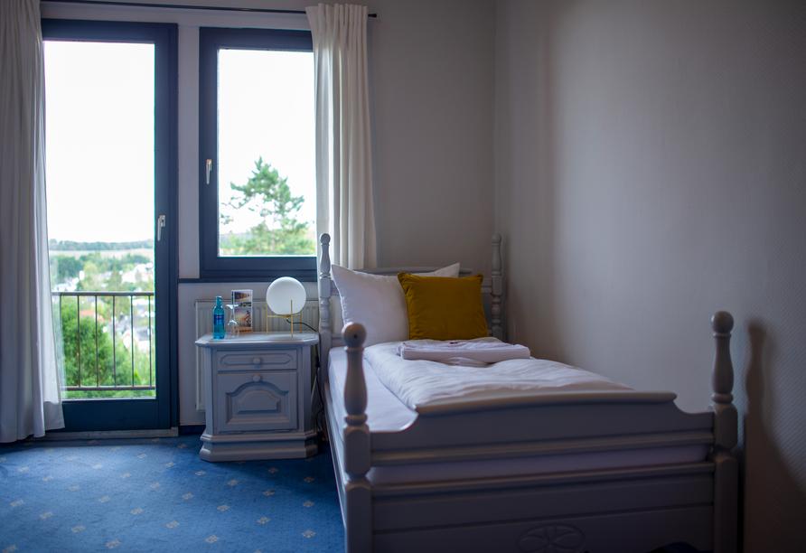 Schlosshotel Braunfels, Zimmerbeispiel Einzel