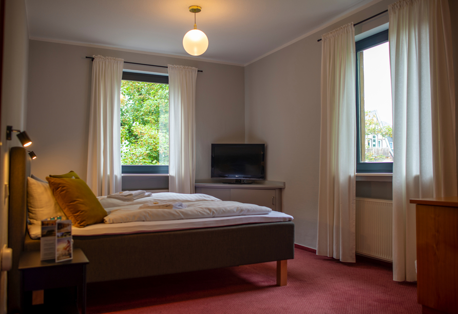 Schlosshotel Braunfels, Zimmerbeispiel Komfort