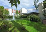 Seminaris Hotel Leipzig, Außenansicht