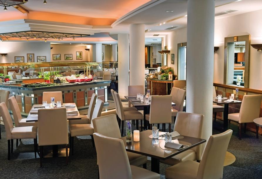 Seminaris Hotel Leipzig, Restaurant