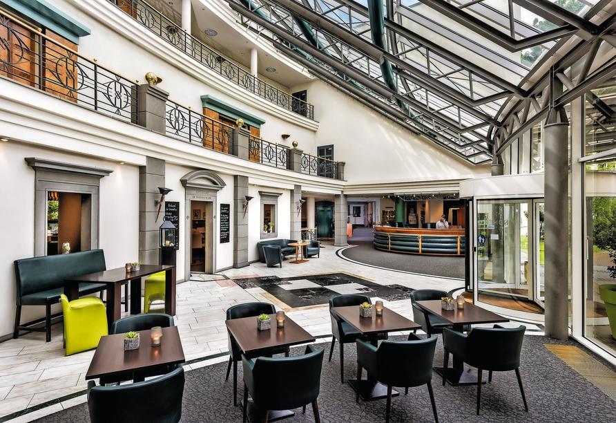 Seminaris Hotel Leipzig, Lobby