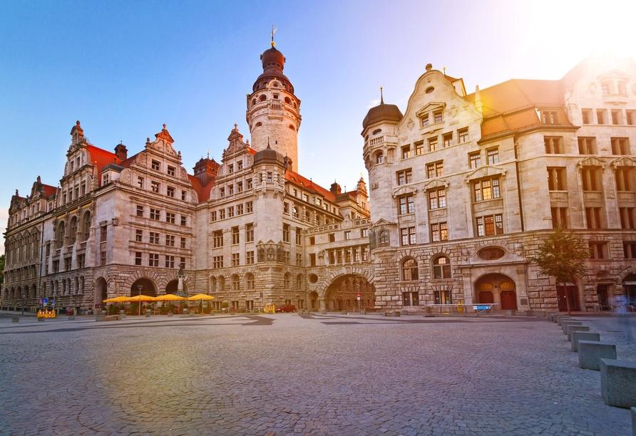 Seminaris Hotel Leipzig, Neue Rathaus Leipzig